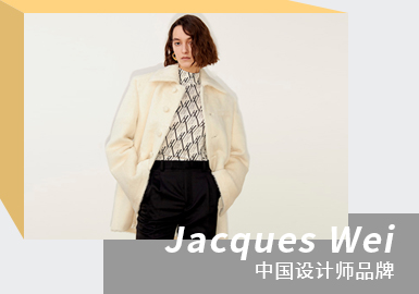 Coexistence of Elegance and Wildness --The Analysis of JACQUES WEI Womenswear Designer Brand