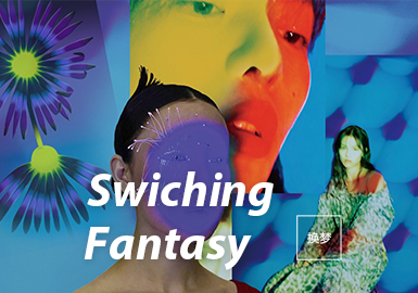 Switching Fantasy -- The Pattern Trend for A/W 22/23 Theme