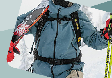 Pioneering Functions -- The Detail Craft Trend for Skiwear