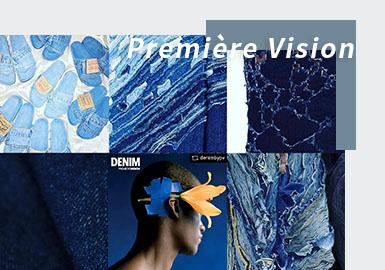 Digital Denim Week -- The Analysis of Première Vision Paris