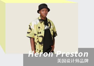 An Era of Orange Logo -- The Analysis of Heron Preston The Menswear Designer Brand