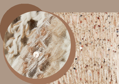 Plush Texture -- The Yarn Trend for Knitwear