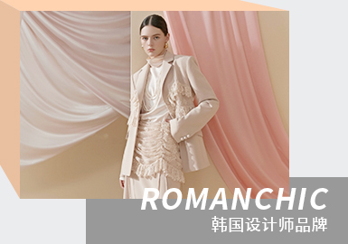 Romantic Young Lady -- The Analysis of ROMANCHIC The Womenswear Designer Brand