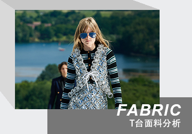 Womenswear Fabric -- The Comprehensive Analysis of Cruise 2022 Runways