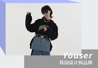 Korean Fashion -- The Analysis of Youser The Womenswear Designer Brand