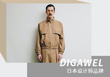 Practical Styling -- The Analysis of DIGAWEL The Menswear Designer Brand