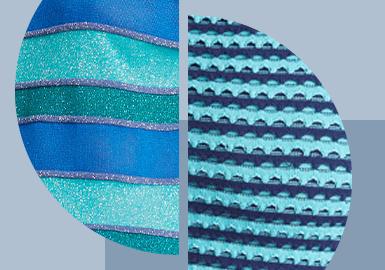 Renewed Stripe -- The Pattern Craft Trend for Women's Knitwear