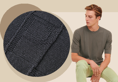 Exquisite Stitching -- The Craft Trend for Men's Knitwear