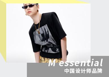 Modern Orient Aesthetics -- M Essential The Womenswear Designer Brand