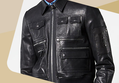 Pocket Updating -- The Detail Craft Trend for Men's Leather