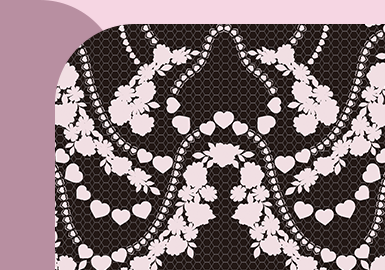Lace -- The Pattern Trend for Womenswear