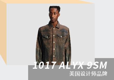 Aggressive Elegance--The Analysis of 1017 ALYX 9SM Menswear Designer Brand