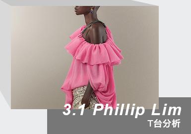 Garden Blooms -- The Womenswear Runway Analysis of 3.1 Phillip Lim