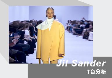 Minimalist Beauty -- The Womenswear Runway Analysis of Jil Sander