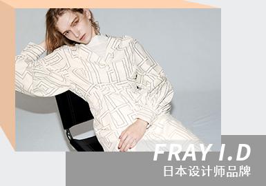 Japanese Elegancy -- The Analysis of FRAY I.D The Womenswear Designer Brand