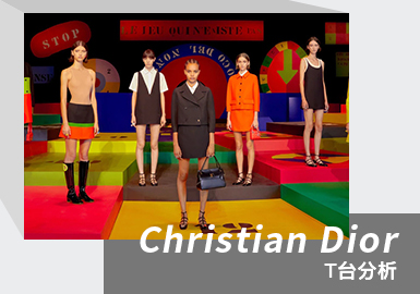 Nod to the 60s -- The Womenswear Runway Analysis of Christian Dior