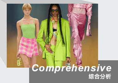 Silhouette & Item -- The Comprehensive Analysis of Womenswear Runways