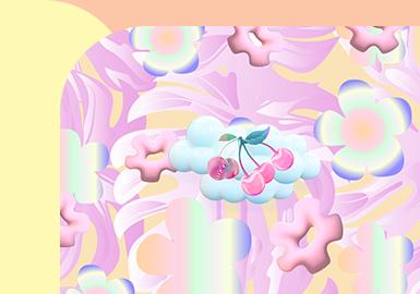 Sweet NFT -- The Pattern Trend for Womenswear