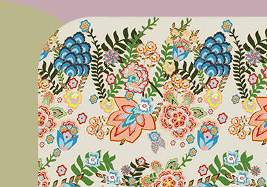 Story in the Garden -- The Pattern Trend for Womenswear