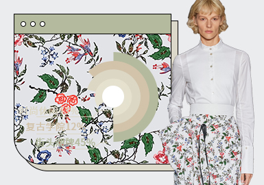 All-over Printing -- The TOP Ranking of Womenswear Pattern