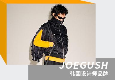 Rebellious Punk -- The Analysis of JOEGUSH The Menswear Designer Brand