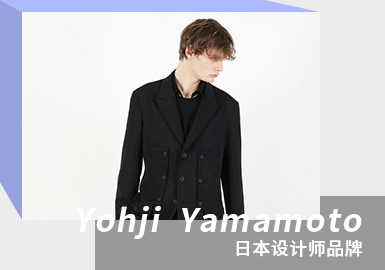 Black Romance -- The Analysis of Yohji Yamamoto The Menswear Designer Brand
