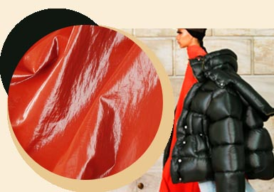A Winter of Warmth -- The Fabric Trend for Down Jacket
